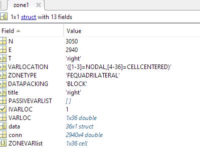 Matlab tool to read Tecplot ASCII dat tec2mat - File Exchange