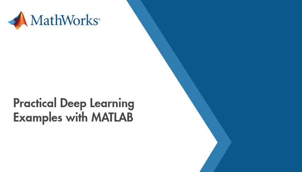 Code Examples from Deep Learning Ebook - File Exchange
