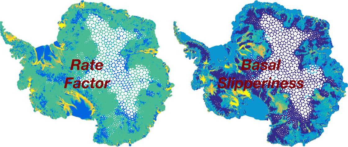 Antarctic Ice Sheet basal properties - File Exchange - MATLAB Central