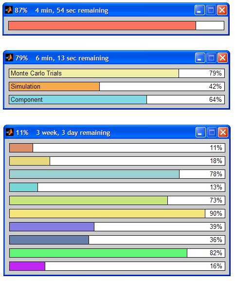 progressbar - File Exchange - MATLAB Central