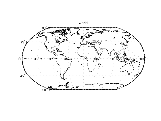 WORLDDATAMAP Examples