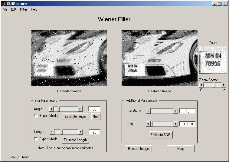 image restoration file exchange matlab central image thumbnail