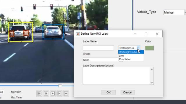 See how the Ground Truth Labeler app allows you to interactively label videos and images for automotive applications. This labeled data can be used to evaluate perception algorithms.
