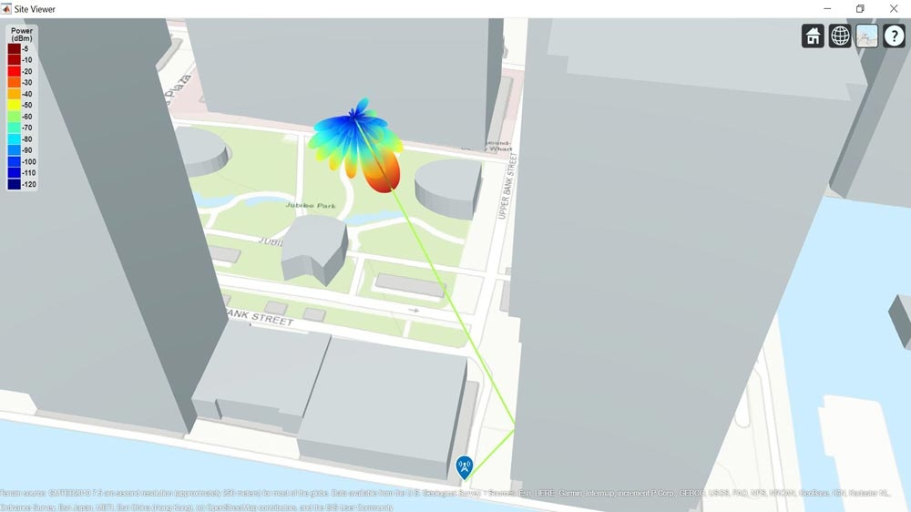 Communications Toolbox - MATLAB & Simulink