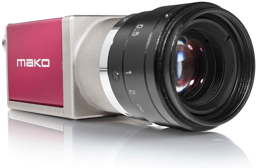 AVT FireWire and GigE Vision Cameras - High-performance image ...