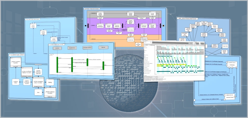 GENESYS - Software for model-based systems engineering - Third-Party
