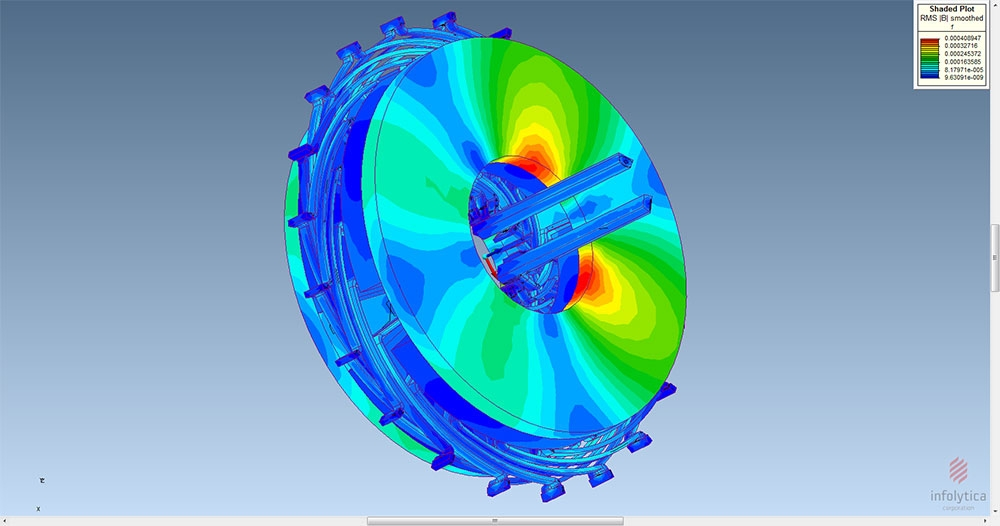 Simcenter Magnett - Low-frequency Electromagnetics Simulation Software