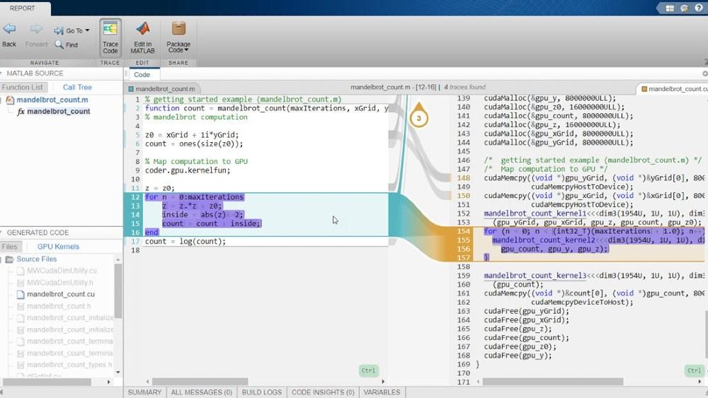 GPU Coder - MATLAB