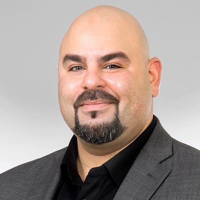 Hisham El-Masry