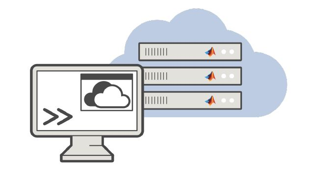 There are multiple options for scaling parallel computing to clusters in the cloud.