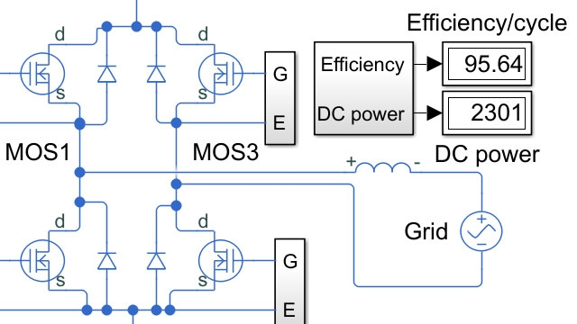 Simscape Electrical - MATLAB & Simulink