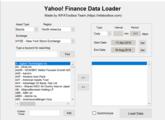 Yahoo! Finance Data Loader - File Exchange - MATLAB Central