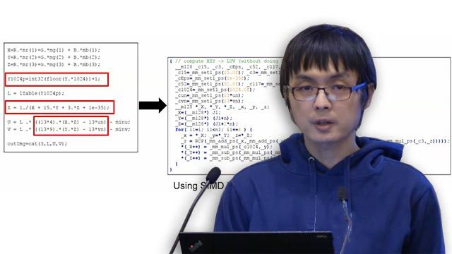 Hear how Embedded Coder generates native SIMD instructions including Intel SSE and AVX for Windows and Linux. Previous SIMD support used code wrappers but native SIMD generation in R2018a improves quality and efficiency.