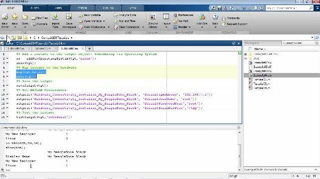 This is part of a series on developing an Embedded Coder target for a hardware platform based on ARM Cortex A processor. In this tutorial, the scheduling feature is added to the target.