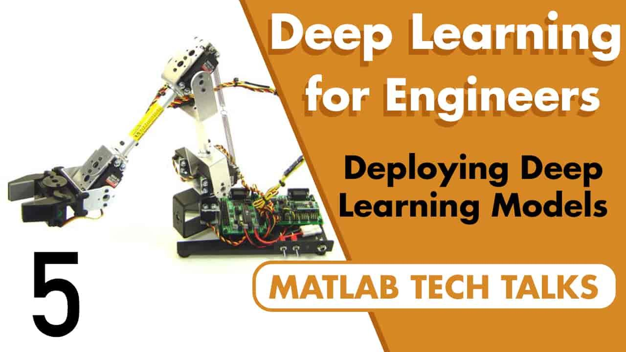 This video covers the additional steps needed once you have a deep neural network: incorporating it into a larger design, gaining confidence in the system, and deploying it onto a target device.