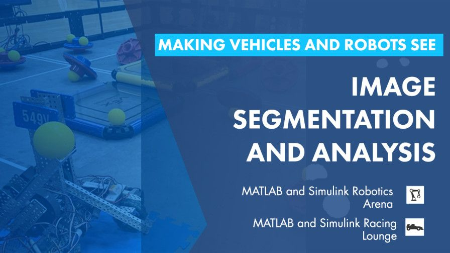 Learn how to perform color-based segmentation, refine image masks, and analyze regions using interactive apps.