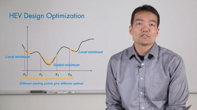 Get an introduction to optimization and learn about MATLAB and Simulink optimization tools.  Simultaneously optimize control and component parameters. Find a common set of control parameters for various driving conditions.