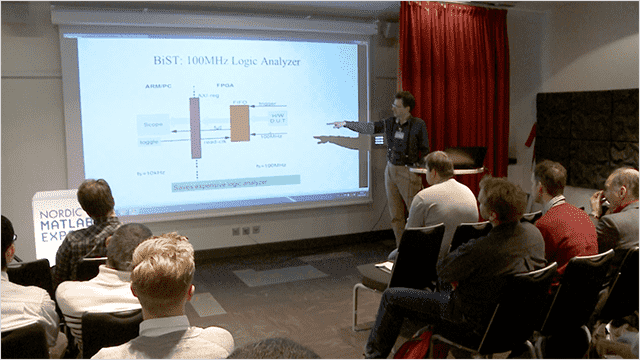 This presentation shows how MATLAB and Simulink are used at Purifi, a startup company with a mission to provide advanced audio technology solutions far beyond existing technology.