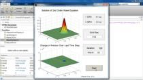 In this webinar we describe strategies and techniques for speeding up your MATLAB applications. Included are tips on how to optimize the performance of the MATLAB code itself and how to use the MATLAB family of products to take advantage of advances