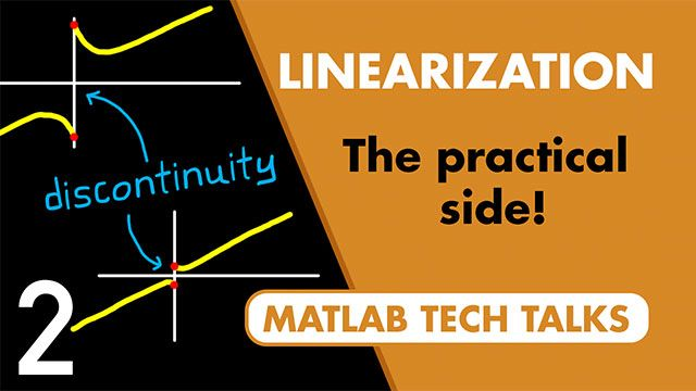 This video describes some of the snags that can be avoided when linearizing realistic nonlinear models if we have a more practical understanding of how linearization is accomplished.