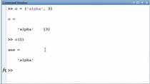 A MATLAB user wanted to get rid of the quote marks from a string in a cell array. This was not needed because they only appeared there due to the display method for a cell.